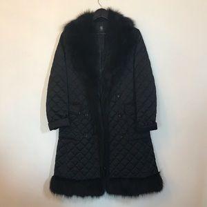 Bogner fur coat/jacket
